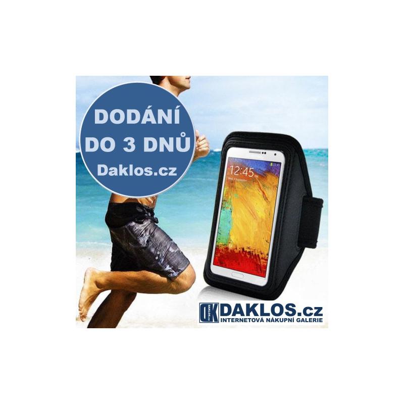 """5,5"""" Obal / Kryt na běhání / sport nejen na Samsung Galaxy Note 2 N7100"""