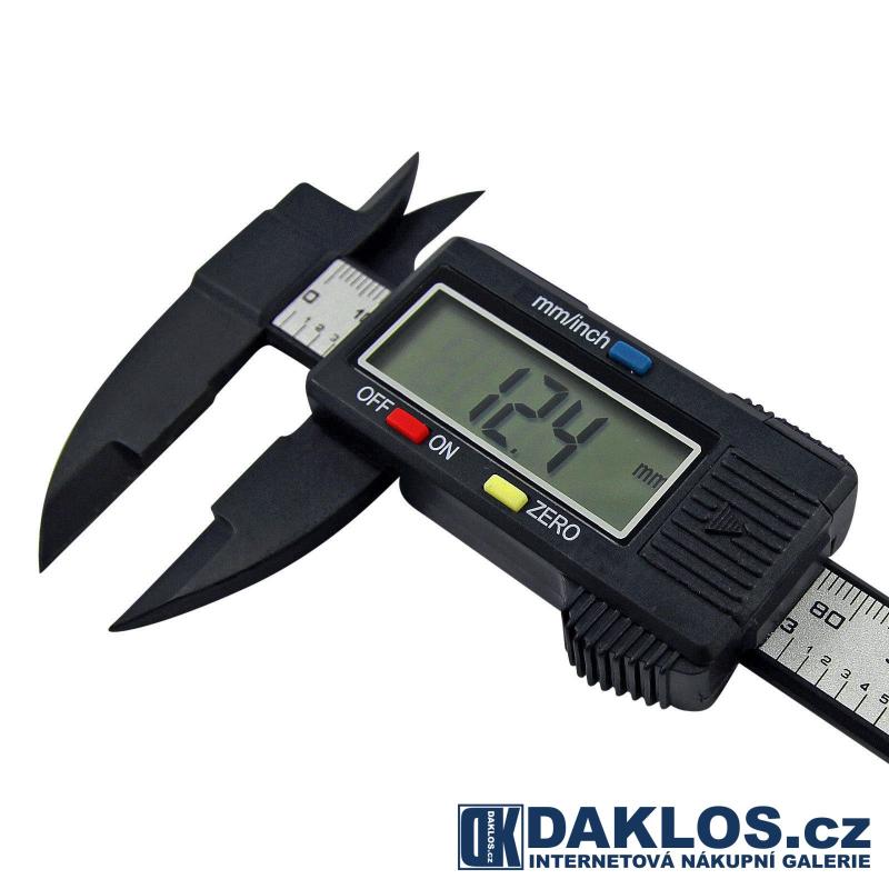 Digitální posuvné měřítko 150mm / Šuplera